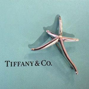 Tiffany & Co. Starfish 925 Brooch